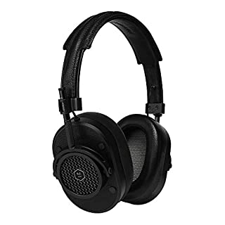 Master & Dynamic Signature MH40 Over-Ear Closed Back Headphones with High Sound Quality and High Level of Design, Black Leather (B00MWDGTVM) | Amazon price tracker / tracking, Amazon price history charts, Amazon price watches, Amazon price drop alerts