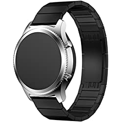 For Samsung Gear S3 Classic Strap Band ,Fulltime(TM) Stainless Steel Replacement Watch Band Strap Metal Clasp For Samsung Gear S3 Classic