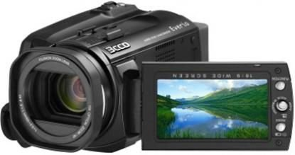 JVC GZ-HD6 Ultra Compact High Definition Camcorder With 120GB Internal Hard Disk Drive