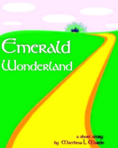 EMERALD WONDERLAND (English (Red Of Wizard Ruby Oz Slippers)