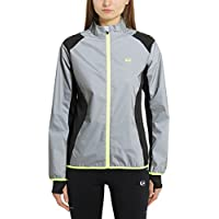 Ultrasport Women's Running/Bike Jacket UltraVisible reflective