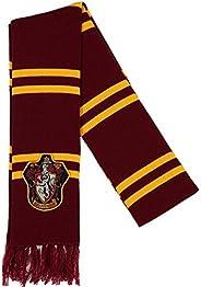 Harry Potter Gryffindor Patch Knit Scarf