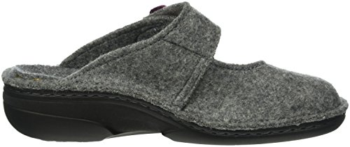 Giesswein Ladies Anzano Mules Grey (017 Schiefer)