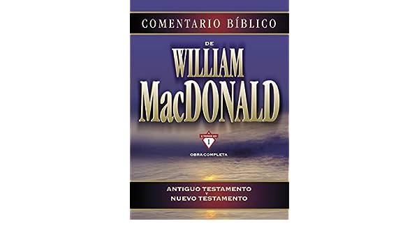 Comentario biblico william macdonald pdf