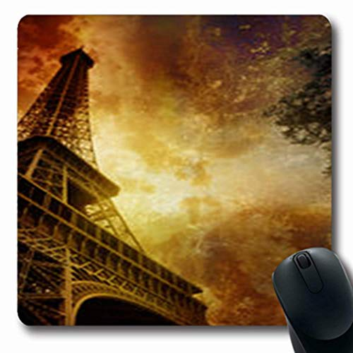 Luancrop Tapetes Arquitectónicos Torre Eiffel En