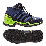 adidas Unisex-Kinder Terrex MID GTX Trekking-& Wanderstiefel, Blau (Azretr/Maruni/Limsol 000), 36 2/3 EU
