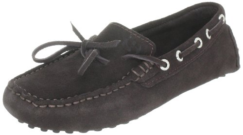 Superga 463-SUEW S001VH0, Mocassini donna Marrone (Braun (Dark Chocolate K51))