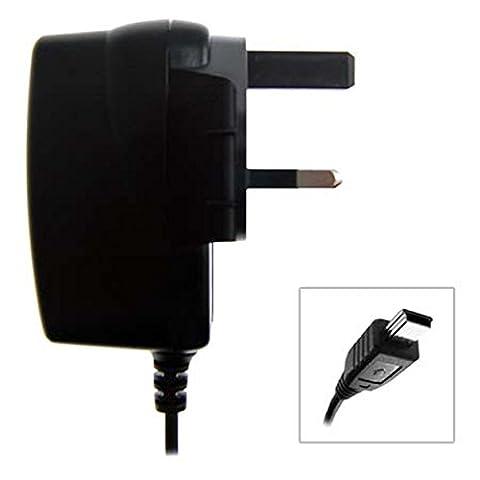 HTC Mini USB Netzstecker Ladegerät geeignet für SAT NAV Home Ladekabel (TC B100)