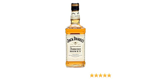 Jack Daniels Honey Tennessee Whiskey Liqueur 35cl Half Bottle   Amazon.co.uk  Grocery c0538a519