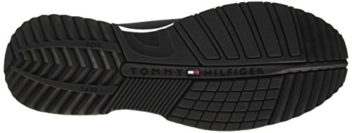 Tommy Hilfiger Herren O2285WEN 4C Pumps Blau (Midnight 403)