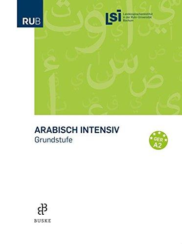 Arabisch intensiv: Grundstufe