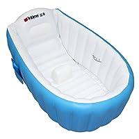 baby infant vasca da bagno gonfiabile da viaggio antiscivolo