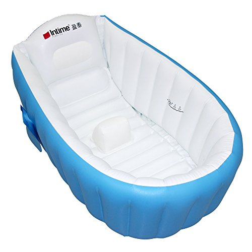 signstek-baby-infant-travel-inflatable-non-slip-bathtub-blue