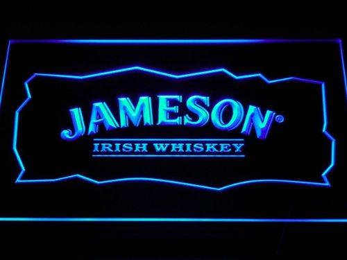 jameson-whiskey-led-zeichen-werbung-neonschild-blau