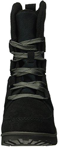 Sorel Meadow, Bottes de Neige Femme Noir (Black 011)