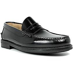 Castellanos suela goma Edward´s en negro talla 42