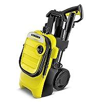Kärcher K 4 Compact Pressure Washer, Yellow/Black, Medium