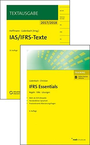 Bücherpaket IFRS Essentials und IAS/IFRS-Texte 2017/2018
