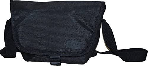 Hanumex DSLR Camera Case Bag (Black) for Canon Eos