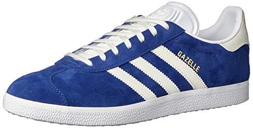 Adidas Gazelle, Scarpe da Ginnastica Uomo, Blu (Mystery Ink F17/Off Ftwr White), 41 1/3 EU