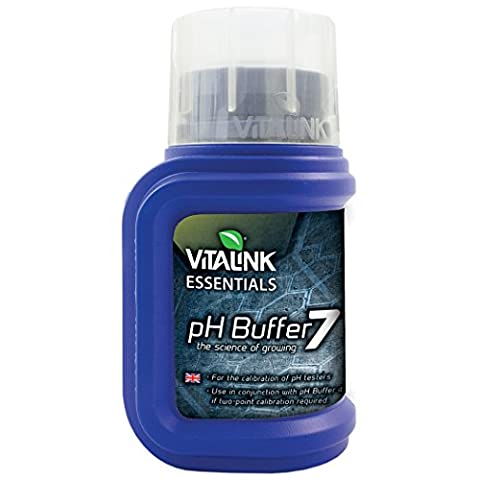 PH Kalibrierlösung Eichlösung VitaLink Essencial pH Buffer 7 (250ml)