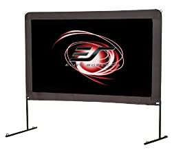 Elite Screens 180 Inch 16:9 Yard Master Outdoor Theater Portable Projection Screen (88.3Hx156.9W)