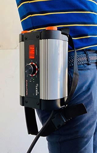 Cevik CE-Evolution18X - Equipo de soldadura inverter, 140 A, 230 V