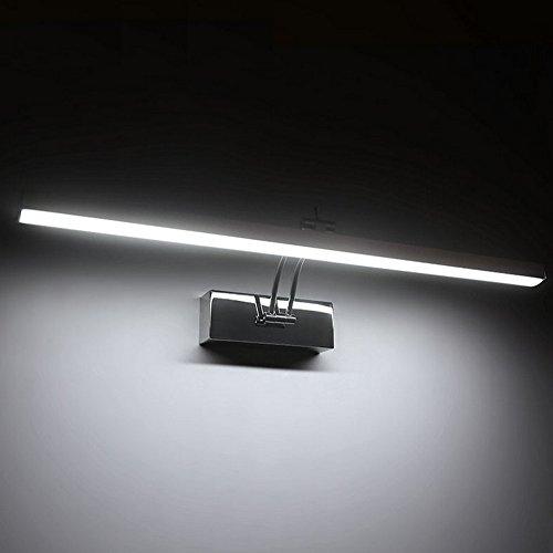 Preisvergleich Produktbild Badezimmer Spiegel,  Scheinwerfer,  LED-Spiegel,  Scheinwerfer,  Spiegel,  Scheinwerfer Wasserdicht,  Antifogging,  41 Cm-11W Weißes Licht