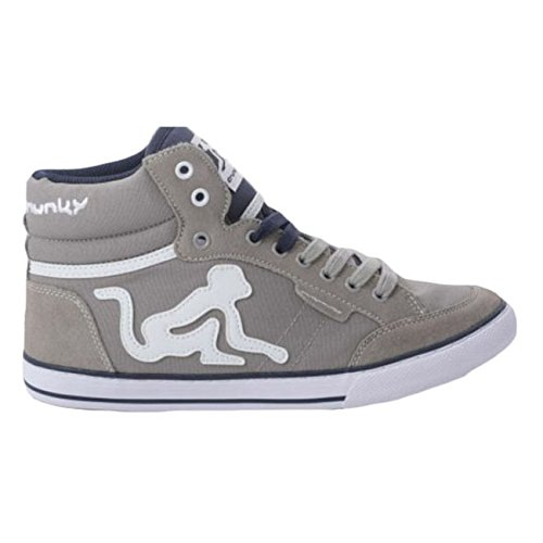 DrunknMunky Boston Classic, Chaussures de Tennis homme gris