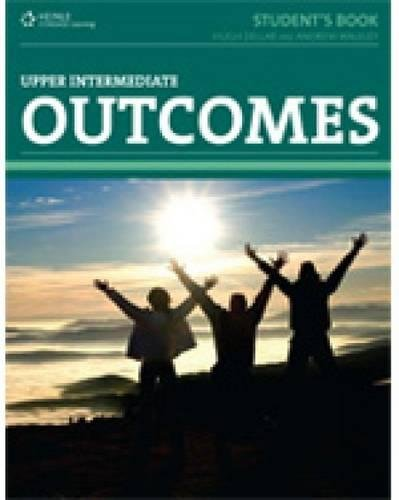 Outcomes Upper Intermediate Workbook (with key) + CD por Amanda Maris