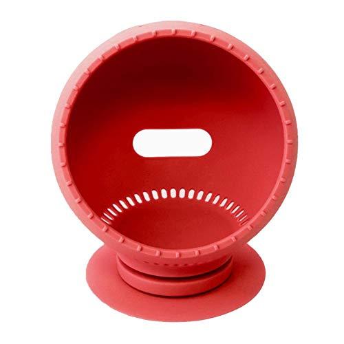 Preisvergleich Produktbild Là Vestmon Lautsprecherständer,  Silikonhülle für Echo,  farbig einstellbare,  einstellbare Halterungshalterung,  360 ° -Drehung,  BIF-Luftfahrt-Aluminium-Halterungsfuß