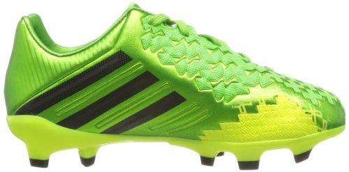 adidas P Absolado Lz Trx Fg J, Chaussures de football garçon Vert (Green/Black/Electricity)