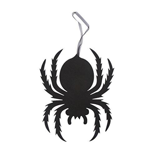 (Fogun 1 pc Kürbis hängende Anhänger Requisiten für Halloween, Haus, Schule, Büro, Party Fenster Tür Dekoration)