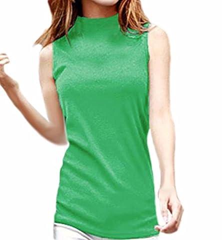UP Trends - Chemisier - Femme - Vert - XX-Large