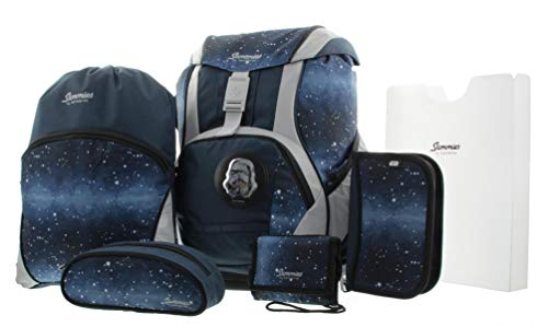 Sammies by Samsonite Ergofit Disney Schulranzen Set 6 teilig Star Wars Intergalagtic