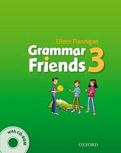 Grammar friends. Student's book. Per la Scuola elementare. Con CD-ROM: 3