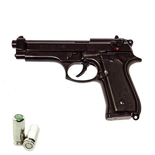 Pistola giocattolo a salve semiautomatica 92/98 cal. 8mm s