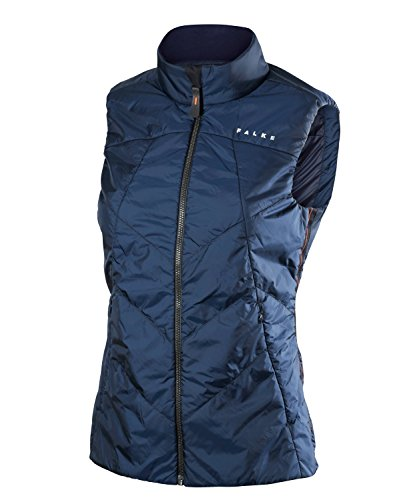 FALKE Herren Vest Men Weste, Space Blue, S -