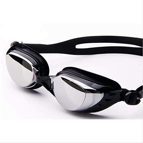 YYYJYYYJ Schwimmbrillen Sport Adult Schwimmbrille Männer Frauen Schwimmen Brillen Anti-Nebel Wasserdichte Silikon-schwimmgläser