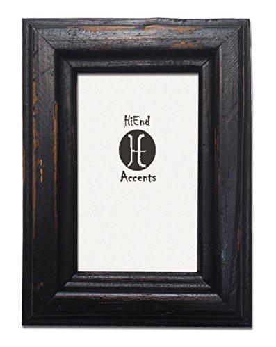 rahmen, lackiert, 10 x 15 cm, Schwarz ()