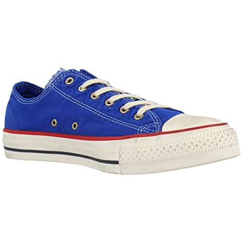 Converse Ct Well Worn Ox, Baskets mode mixte adulte blue