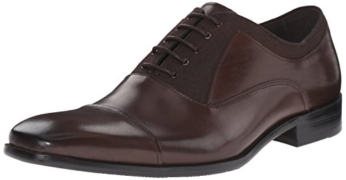 kenneth-cole-reaction-break-the-news-hommes-us-85-brun-fonce-oxford