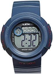 Fusine™ LSH Waterproof Multi-Function Outdoor Shock Resistant Digital Sports Unisex Watch S - G