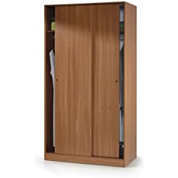 Mobimarket - Armario barato 2 puertas correderas de 90 cms.