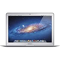 (REFURBISHED) Apple MacBook Air MC968LL/A 11.6-inch Laptop (2nd Gen Core i5/4GB/128GB SSD/iOS/Integrated Graphics), Silver