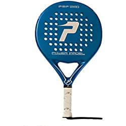 Power Padel Blue Energy 1002 - Palas de pádel, Azul Metalizado