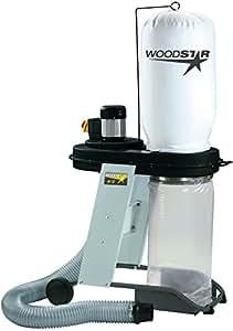 Woodster DC12 Appareil à dépoussiérer 230 V 550 W