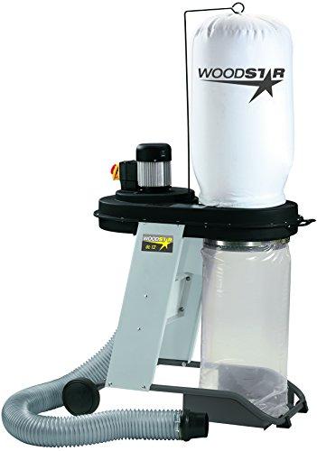 Woodster DC12 Absauganlage 230 V 550 Watt