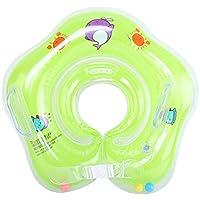 Hongtianyuan Anillo de Natación del bebé Anillo Inflable Nadar Protección del Medio Ambiente Anillo de Natación
