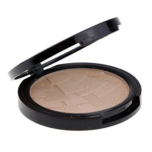 FLAMEER Face Eye Pressed Powder With Vanity Spiegel Highlight Shimmer Shiny Comestic - 2# -